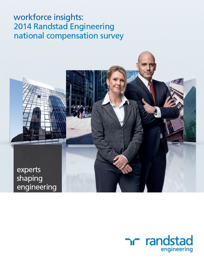 Randstad Engineering Launches National Engineering Salary Guide